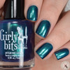 Swatch courtesy of Polished Pathology | GIRLY BITS COSMETICS Phrasing from the Codename: Duchess Collection