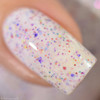 Swatch courtesy of Delishious Nails | GIRLY BITS COSMETICS Just the tip from the Codename: Duchess Collection