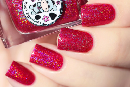 Fire Rooster (Chinese New Year 2017) | MOO MOO SIGNATURES available at Girly Bits Cosmetics www.girlybitscosmetics.com