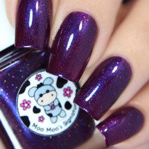 The Curse of Dracula (It's All About Spooky Collection) | MOO MOO SIGNATURES available at Girly Bits Cosmetics www.girlybitscosmetics.com