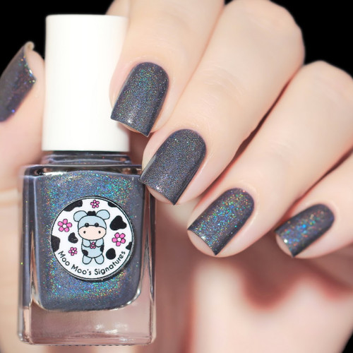 AVAILABLE AT GIRLY BITS COSMETICS www.girlybitscosmetics.com The Last Ninja (The Secret Warrior Trio) by Moo Moo Signatures | Swatched by @de_briz