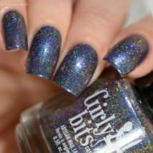 Girly Bits Cosmetics - Fairies Wear Boots (from the Concert Series Collection) Swatch by Delishious Nails