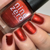 AVAILABLE AT GIRLY BITS COSMETICS www.girlybitscosmetics.com The King of Hell (Men of Letters Collection) by Nine Zero Lacquer | Swatch courtesy of @mrswhite8907