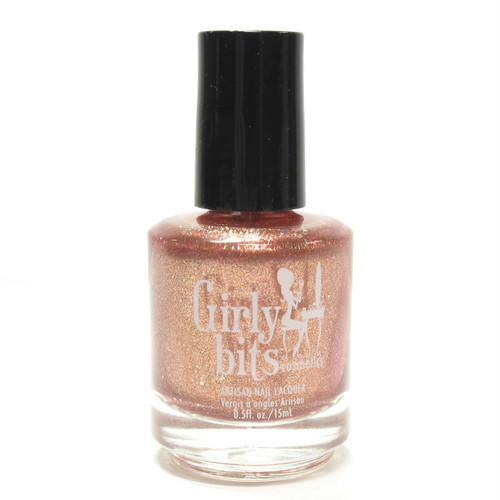 Girly Bits Cosmetics Xmas & O's  from the December Colour of the Month Collection