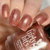 GIRLY BITS COSMETICS Xmas & O's (December 2016 CoTM Collection) | Swatch courtesy of De.lish.ious Nails