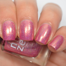 AVAILABLE AT GIRLY BITS COSMETICS www.girlybitscosmetics.com Pink Christmas (Holiday 2016 Collection) by Nine Zero Lacquer | Photo courtesy of @jessface90x