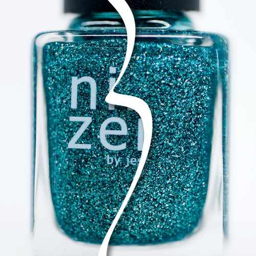 AVAILABLE AT GIRLY BITS COSMETICS www.girlybitscosmetics.com Frost (Holiday 2016 Collection) by Nine Zero Lacquer   Photo courtesy of @polishedbybeckie