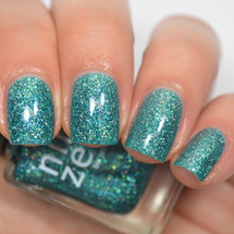 AVAILABLE AT GIRLY BITS COSMETICS www.girlybitscosmetics.com Frost (Holiday 2016 Collection) by Nine Zero Lacquer | Photo courtesy of @jessface90x