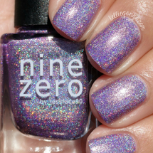 AVAILABLE AT GIRLY BITS COSMETICS www.girlybitscosmetics.com June 2016 (2016: A Year in Review) by Nine Zero Lacquer | Photo courtesy of @kelliegonzo