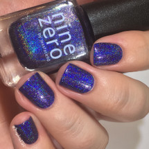 AVAILABLE AT GIRLY BITS COSMETICS www.girlybitscosmetics.com Reflect (ROY G BIV Collection) by Nine Zero Lacquer | Photo courtesy of @mrswhite8907