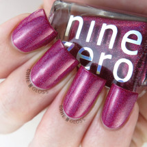 AVAILABLE AT GIRLY BITS COSMETICS www.girlybitscosmetics.com Candy Apple (Harvest Festival Fall 2015 Collection) by Nine Zero Lacquer | Photo courtesy of @gamengloss