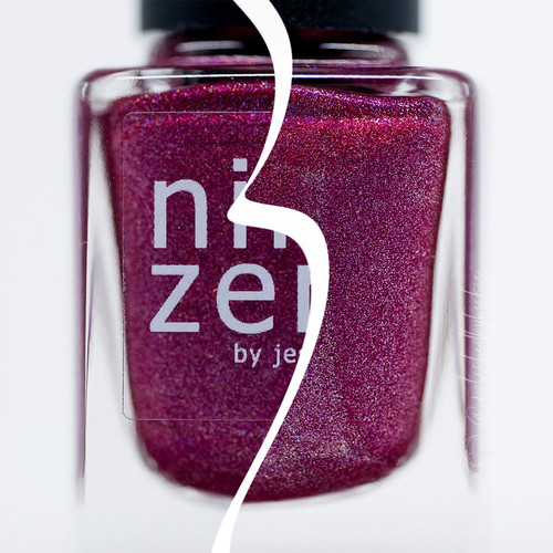 AVAILABLE AT GIRLY BITS COSMETICS www.girlybitscosmetics.com Candy Apple (Harvest Festival Fall 2015 Collection) by Nine Zero Lacquer | Photo courtesy of @polishedbybeckie