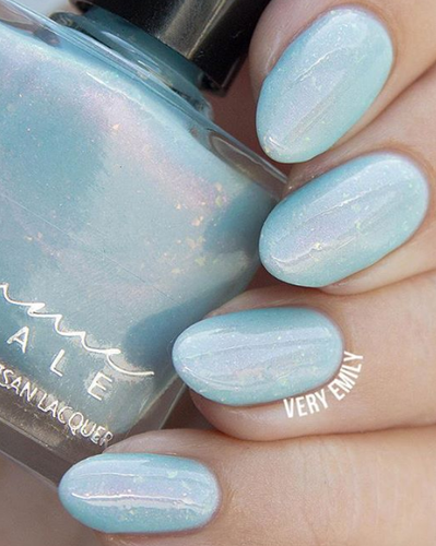 AVAILABLE AT GIRLY BITS COSMETICS www.girlybitscosmetics.com Côte d'Opale (Opal Coast) (From the Nord-Pas-de-Calais Trio) by Femme Fatale in collaboration with Emily Van Cauter of emilydenisephotography.com & @veryemily | Swatch courtesy of @veryemily