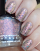 AVAILABLE AT GIRLY BITS COSMETICS www.girlybitscosmetics.com Cabin Fever - October COTM by Femme Fatale | Swatch courtesy of More Nail Polish