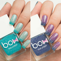 AVAILABLE AT GIRLY BITS COSMETICS www.girlybitscosmetics.com Miracle (Conversion Collection) by Bow Polish | All product images courtesy of Dance Legend.