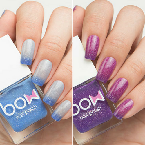 AVAILABLE AT GIRLY BITS COSMETICS www.girlybitscosmetics.com Paradox (Conversion Collection) by Bow Polish | All product images courtesy of Dance Legend.