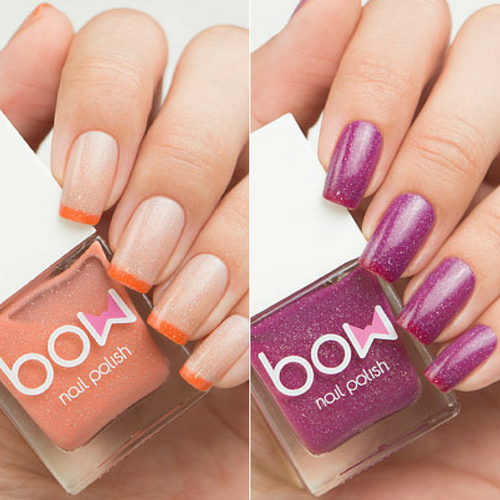 AVAILABLE AT GIRLY BITS COSMETICS www.girlybitscosmetics.com Phantom (Conversion Collection) by Bow Polish | All product images courtesy of Dance Legend.