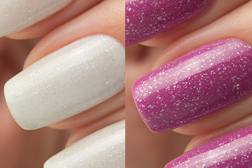 AVAILABLE AT GIRLY BITS COSMETICS www.girlybitscosmetics.com Purity (Conversion Collection) by Bow Polish | All product images courtesy of Dance Legend.
