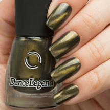 AVAILABLE AT GIRLY BITS COSMETICS www.girlybitscosmetics.com 04 - You Know My Name (Golden Eye Collection) by Dance Legend | All product images courtesy of Dance Legend.