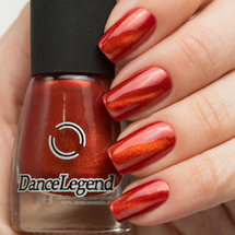 AVAILABLE AT GIRLY BITS COSMETICS www.girlybitscosmetics.com 06 - From Russia With Love (Golden Eye Collection) by Dance Legend | All product images courtesy of Dance Legend.