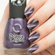 AVAILABLE AT GIRLY BITS COSMETICS www.girlybitscosmetics.com 623 (Magnetic Effect) by Dance Legend | All product images courtesy of Dance Legend.