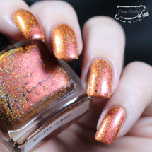 AVAILABLE AT GIRLY BITS COSMETICS www.girlybitscosmetics.com Welcome to Mars (Welcome to Mars Collection) by Femme Fatale | Swatch courtesy of Sloppy Swatches