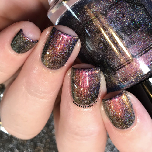 AVAILABLE AT GIRLY BITS COSMETICS www.girlybitscosmetics.com Alchemy (Holiday 2016) by Tonic Polish | Swatch courtesy of @dsetterfield74