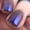AVAILABLE AT GIRLY BITS COSMETICS www.girlybitscosmetics.com Magnetic Midnight (Holiday 2016) by Tonic Polish | Swatch courtesy of @dsetterfield74