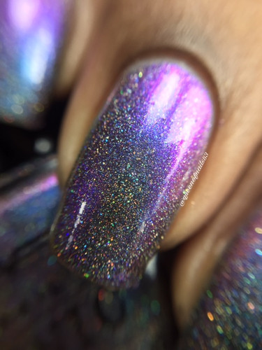 AVAILABLE AT GIRLY BITS COSMETICS www.girlybitscosmetics.com Dragon Tears (Holiday 2016) by Tonic Polish | Swatch courtesy of @queenofnails83