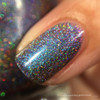 AVAILABLE AT GIRLY BITS COSMETICS www.girlybitscosmetics.com Dragon Tears (Holiday 2016) by Tonic Polish | Swatch courtesy of Lacquer Expression
