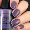 AVAILABLE AT GIRLY BITS COSMETICS www.girlybitscosmetics.com Stars at Twilight (Holiday 2016) by Tonic Polish | Swatch courtesy of Pretty Lush Nails @dsetterfield74