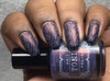AVAILABLE AT GIRLY BITS COSMETICS www.girlybitscosmetics.com Stars at Twilight (Holiday 2016) by Tonic Polish | Swatch courtesy of @queenofnails83