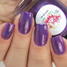 AVAILABLE AT GIRLY BITS COSMETICS www.girlybitscosmetics.com Seven, Seven, SEVEN! (I'll Be There For You Collection) by Native War Paints | Swatch  provided by @gotnail