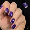 GIRLY BITS COSMETICS She's Got Grape Tips (CoTM February 2017)   Swatch courtesy of @honeybee_nails