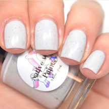AVAILABLE AT GIRLY BITS COSMETICS www.girlybitscosmetics.com Ghosts of Dead Unicorns (Attack of the Killer Unicorns Collection) by Native War Paints | Swatch  provided by @jessface90x