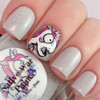 AVAILABLE AT GIRLY BITS COSMETICS www.girlybitscosmetics.com Ghosts of Dead Unicorns (Attack of the Killer Unicorns Collection) by Native War Paints   Swatch  provided by @cdbnails143