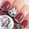 AVAILABLE AT GIRLY BITS COSMETICS www.girlybitscosmetics.com Suck My Unicorn Blood (Attack of the Killer Unicorns Collection) by Native War Paints   Swatch  provided by @cdbnails143