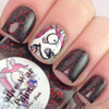AVAILABLE AT GIRLY BITS COSMETICS www.girlybitscosmetics.com Demon Unicorns from Hell (Attack of the Killer Unicorns Collection) by Native War Paints | Swatch  provided by @cdbnails143