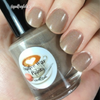 AVAILABLE AT GIRLY BITS COSMETICS www.girlybitscosmetics.com Coffee with lots of Cream and Sugar (Most Requested Collection) by Native War Paints | Swatch provided by Cured with Lacquer