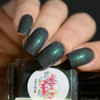 Girly Bits Exclusive by Native War Paints Altostratus | Swatch courtesy of Delishious Nails