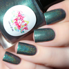 Girly Bits Exclusive by Native War Paints Altostratus | Swatch courtesy of de briz