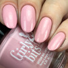 GIRLY BITS COSMETICS Love Yourself First from the Warrior Goddess Collection   Swatch courtesy of Nail Experiments