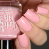 GIRLY BITS COSMETICS Love Yourself First from the Warrior Goddess Collection   Swatch courtesy of Delishious Nails