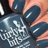 GIRLY BITS COSMETICS Denim and Diamonds from the Warrior Goddess Collection   Swatch courtesy of @luvlee226