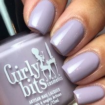 GIRLY BITS COSMETICS Beautiful Soul from the Warrior Goddess Collection   Swatch courtesy of @luvlee226