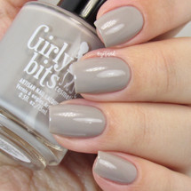 GIRLY BITS COSMETICS Yes, We Can! from the Warrior Goddess Collection | Swatch courtesy of @gotnail