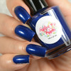 AVAILABLE AT GIRLY BITS COSMETICS www.girlybitscosmetics.com Denim on Denim (Denim - Fall 2016 Collection) by Native War Paints | Swatch  provided by @del.ish.ious.nails