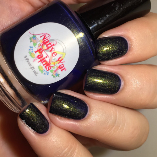 AVAILABLE AT GIRLY BITS COSMETICS www.girlybitscosmetics.com Cozy Sweater (Sweaters Collection) by Native War Paints | Swatch  provided by @mrswhite8907