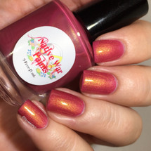 COMING SOON TO GIRLY BITS COSMETICS www.girlybitscosmetics.com Cashmere Sweater (Sweaters Collection) by Native War Paints | Swatch  provided by @mrswhite8907