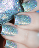 AVAILABLE AT GIRLY BITS COSMETICS www.girlybitscosmetics.com Among Daughters of Air (Little Mermaid Collection) by Femme Fatale   Swatch courtesy of @chrissys_lackwahnsinn